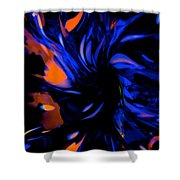 Evening Comes Shower Curtain