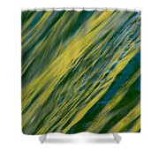 Evening Is Coming Shower Curtain