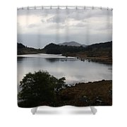 Evening Mood - Ring Of Kerry - Ireland Shower Curtain