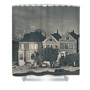 Evening Rendezvous Shower Curtain