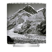 Everest Sunrise Shower Curtain