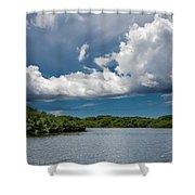 Everglades 0254 Shower Curtain
