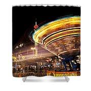 Evergreen State Fair Shower Curtain
