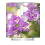 Every Gesture Of Tenderness Shower Curtain