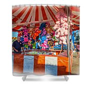 Everybody Is A Winner... Shower Curtain