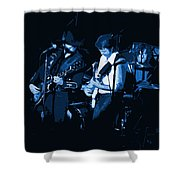 Everyday Blues With Marshall Tucker Shower Curtain