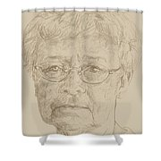 Evette Shower Curtain