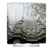 Ethereal Rajasthan Shower Curtain