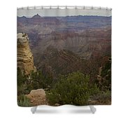 Evolution Of Nature At The Grand Canyon Shower Curtain