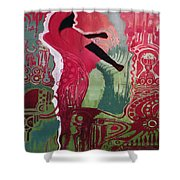 Excitment Shower Curtain