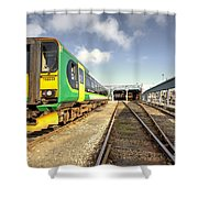 Exeter Tmd Shower Curtain