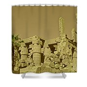 Exotic Egypt Shower Curtain
