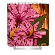 Exotic Thing Shower Curtain