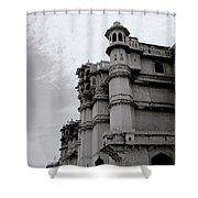 Exotic Udaipur Shower Curtain