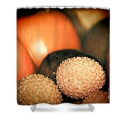 Exotique 3 Shower Curtain