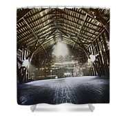 Expanse Shower Curtain