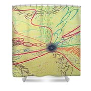 Experience Shower Curtain