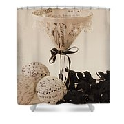 Experiences Shower Curtain