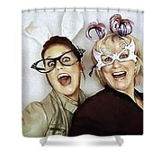 Express Yourself Shower Curtain