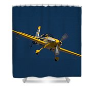 Extra Flugzeugbau Shower Curtain