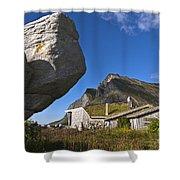 Extraordinary Landscape6 Shower Curtain