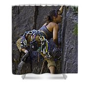 Extreme Sports Shower Curtain