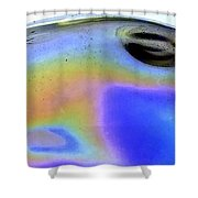 Eye Of The Gas Giant Shower Curtain