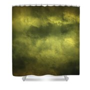 Eye Xix Shower Curtain