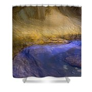 Eyes Water Shower Curtain