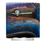 F-100 Ford Shower Curtain