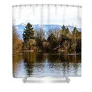 F2110929 Shower Curtain