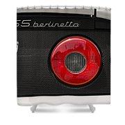F355 Berlinetta Shower Curtain