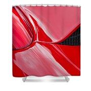 F458 Shower Curtain