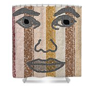 Face It Shower Curtain