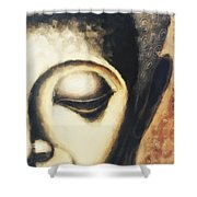Face Neo Shower Curtain