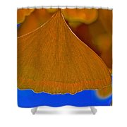 Fade To Autumn Shower Curtain