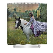 Faerie Tales Shower Curtain