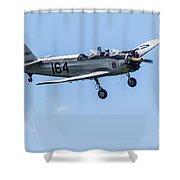 Fairchild Pt-23 Shower Curtain