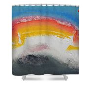 Fairground Attraction Shower Curtain