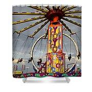 Fairground Fun 4 Shower Curtain