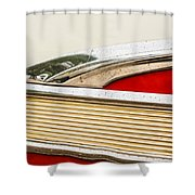 Fairlane Detail Shower Curtain
