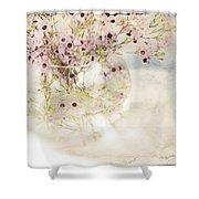 Fairy Bouquet Shower Curtain