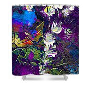 Fairy Dusting Shower Curtain