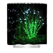 Fairy Light Shower Curtain
