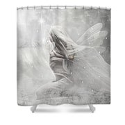 Fairy Of Vulnerability Shower Curtain