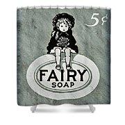 Fairy Soap Shower Curtain