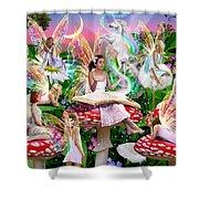 Fairy Story Shower Curtain