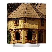 Fairytale Castle Shower Curtain