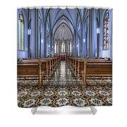 Faith Evermore Shower Curtain
