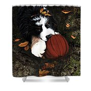 Fall 4 U Shower Curtain